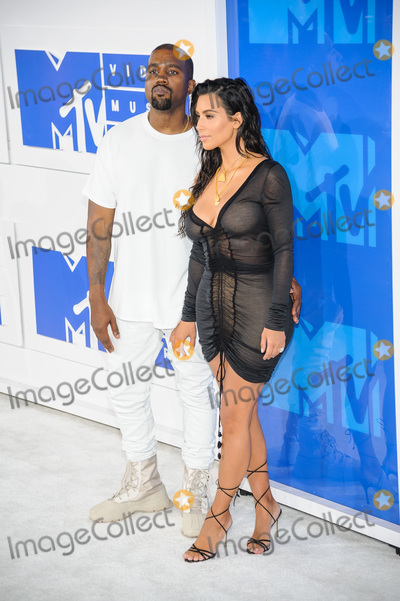 Photos And Pictures 28 August 2016 New York New York Kanye West Kim Kardashian West