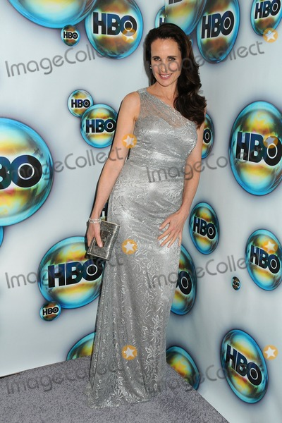 Andie Macdowell Photo - 15 January 2012 - Beverly Hills, California - Andie MacDowell. HBO 2012 Golden Globe Awards Post Party held at Circa 55 Restaurant. Photo Credit: Byron Purvis/AdMedia