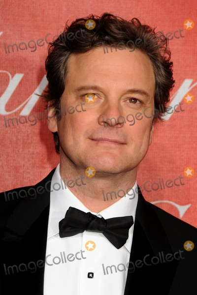 Colin Firth Photo - 8 January 2011 - Hollywood, California - Colin Firth. 2011 Palm Springs International Film Festival Awards Gala held at the Palm Springs Convention Centre. Photo: Byron Purvis/AdMedia