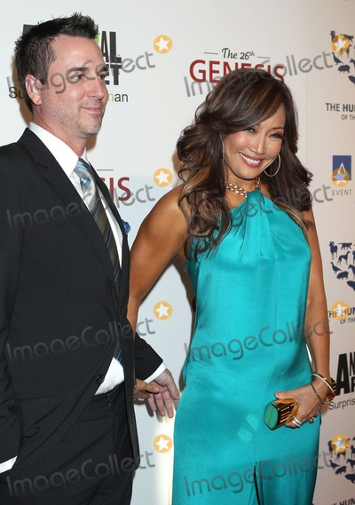 Genesis, Carrie Ann Inaba Photo - 24 March 2012 - Beverly Hills, California - Jesse Sloan, Carrie Ann Inaba. 26th Genesis Awards held at The Beverly Hilton Hotel. Photo Credit: Russ Elliot/AdMedia