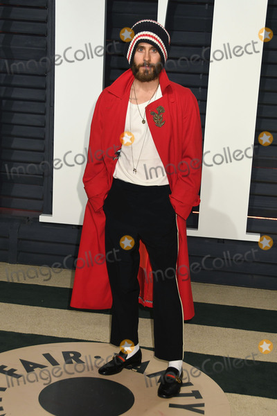 Jared Leto, Wallis Annenberg Photo - 26 February 2017 - Beverly Hills, California - Jared Leto. 2017 Vanity Fair Oscar Party held at the Wallis Annenberg Center. Photo Credit: Byron Purvis/AdMedia