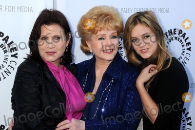 Carrie Fisher, Debbie Reynolds Photo - 7 June 2011 - Beverly Hills, California - Carrie Fisher, Debbie Reynolds and Billie Lourd. Debbie Reynolds' Hollywood Memorabilia Exhibit Reception Presented by Turner Classic Movies and The Paley Center for Media held at The Paley Center. Photo Credit: Byron Purvis/AdMedia