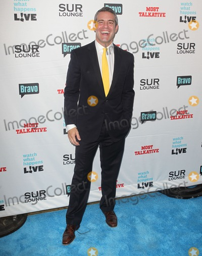 "Andy Cohen Photo - 14 May 2012 - West Hollywood, California - Andy Cohen. Bravo's Andy Cohen's Book Release Party For ""Most Talkative: Stories From The Front Lines Of Pop Held at SUR Lounge. Photo Credit: Kevan Brooks/AdMedia"