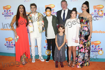 Photo - 11 March 2017 -  Los Angeles, California - The cast of 'The Thundermans'. Nickelodeon's Kids' Choice Awards 2017 held at USC Galen Center. Photo Credit: Faye Sadou/AdMedia