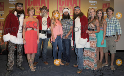 2013 - Nashville, Tennessee - Duck Dynasty. 2013 CMA Music Festival