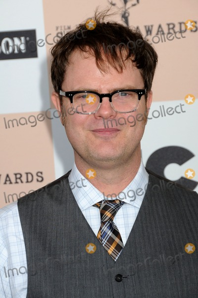 Rainn Wilson Photo - 26 February 2011 - Santa Monica, California - Rainn Wilson. 2011 Film Independent Spirit Awards - Arrivals held at Santa Monica Beach. Photo: Byron Purvis/AdMedia