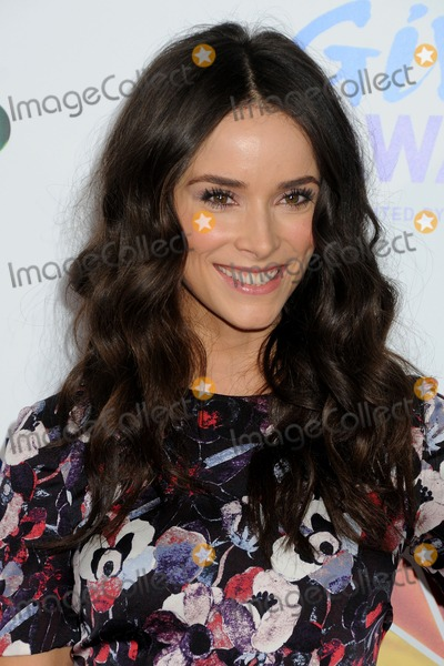 Abigail Spencer Photo - 9 December 2011 - Los Angeles, California - Abigail Spencer. First Annual American Giving Awards held at Dorothy Chandler Pavilion. Photo Credit: Byron Purvis/AdMedia