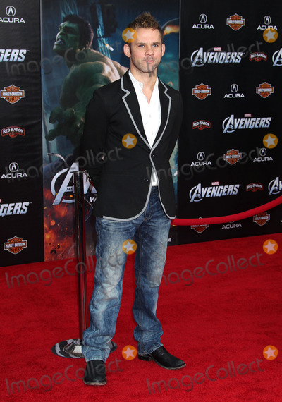 "Dominic Monaghan Photo - 11 April 2012 - Hollywood, California - Dominic Monaghan. ""Marvel's The Avengers"" World Premiere held at the El Capitan Theatre. Photo Credit: Russ Elliot/AdMedia"