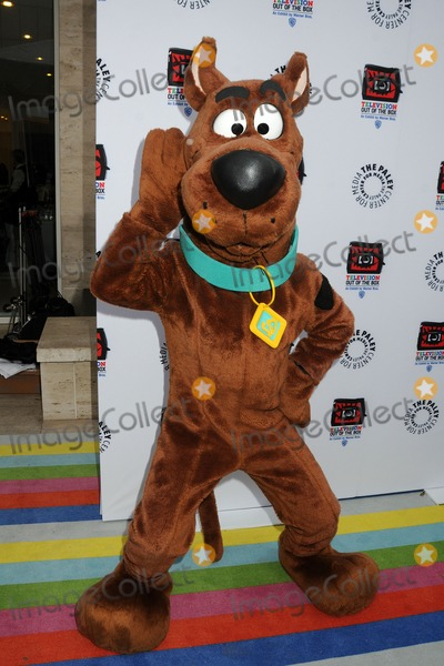 "Scooby-Doo, Scooby Doo Photo - 12 April 2012 - Beverly Hills, California - Scooby Doo. ""Television: Out Of The Box"" Museum Exhibit created by Warner Bros. Television Group held at The Paley Center. Photo Credit: Byron Purvis/AdMedia"