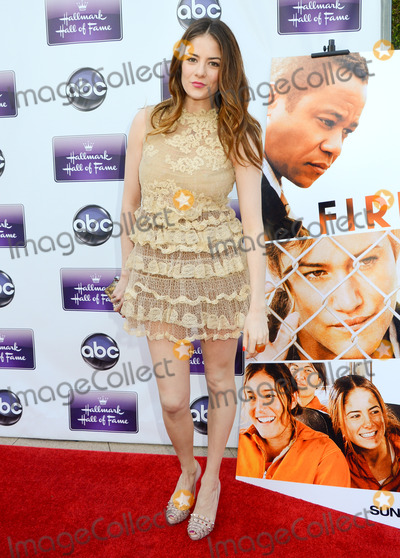 "Emily Tremaine Photo - 17 April 2012 - Culver City, California - Emily Tremaine. Disney ABC Television & The Hallmark Hall of Fame ""Firelight"" Premiere held at Fox Studios. Photo Credit: Birdie Thompson/AdMedia"