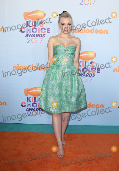 Dove Cameron, Doves Photo - 11 March 2017 -  Los Angeles, California - Dove Cameron. Nickelodeon's Kids' Choice Awards 2017 held at USC Galen Center. Photo Credit: Faye Sadou/AdMedia