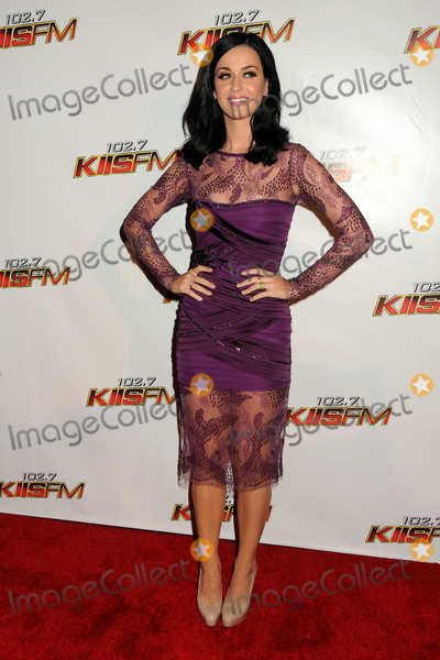 Katy Perry, Katie Perry Photo - 5 December 2010 - Los Angeles, California - Katy Perry. 102.7 KIIS FM's Jingle Ball 2010 held at Nokia Theatre L.A. Live. Photo: Byron Purvis/AdMedia