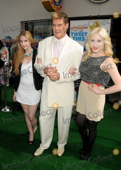 "David Hasselhoff Photo - 27 March 2011 - Universal City, California - David Hasselhoff. ""Hop"" Los Angeles Premiere held at Universal CityWalk. Photo: Byron Purvis/AdMedia"