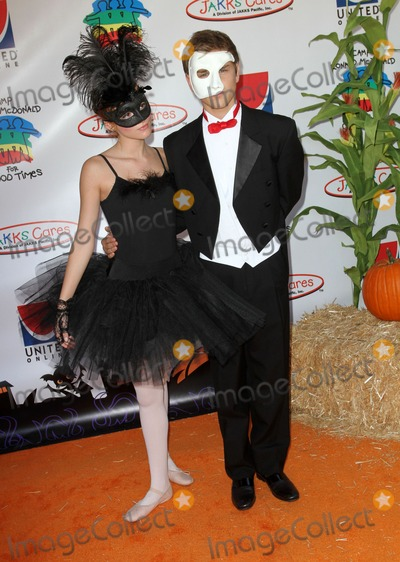 Bella Thorne, Garrett Backstrom Photo - 23 October 2011 - Hollywood, California - Bella Thorne,Garrett Backstrom. Camp Ronald McDonald For Good Times' 19th Annual Halloween Carnival Held At Universal. Photo Credit: Kevan Brooks/AdMedia