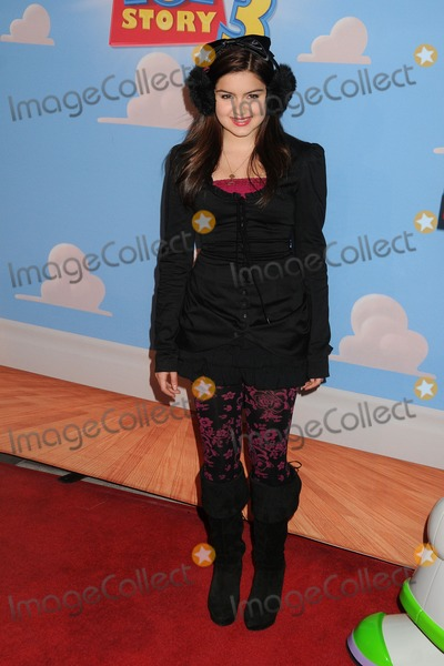 Ariel Winter Photo - 14 December 2011 - Los Angeles, California - Ariel Winter. DisneyPixar's Toy Story 3 Disney On Ice held at Nokia Plaza L.A. Live. Photo Credit: Byron Purvis/AdMedia