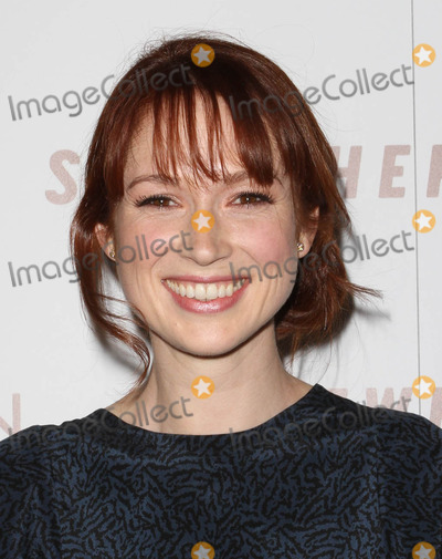 Ellie Kemper, Sofia Coppola Photo - 7 December 2010 - Hollywood, CA - Ellie Kemper. Premiere of Sofia Coppolas Somewhere held At The Arclight Theatres. Photo: Kevan Brooks/AdMedia
