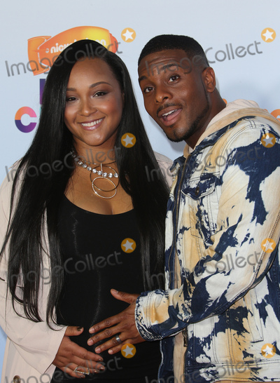 Photo - 11 March 2017 -  Los Angeles, California - Asia Lee, Kel Mitchell. Nickelodeon's Kids' Choice Awards 2017 held at USC Galen Center. Photo Credit: Faye Sadou/AdMedia