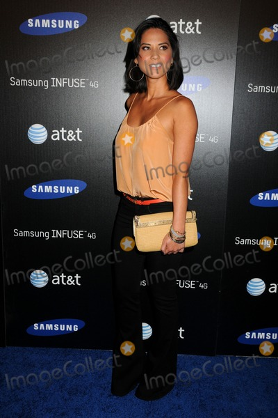 olivia munn Photo - 12 May 2011 - Los Angeles, California - Olivia Munn. Samsung Infuse 4G Launch held at Milk Studios. Photo Credit: Byron Purvis/AdMedia