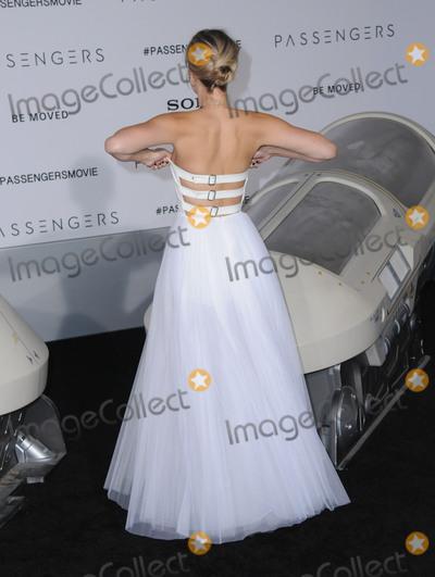"Jennifer Lawrence Photo - 14 December 2016 - Westwood, California - Jennifer Lawrence. The Los Angeles premiere of ""Passengers"" held at Regency Village Theatre. Photo Credit: Birdie Thompson/AdMedia"