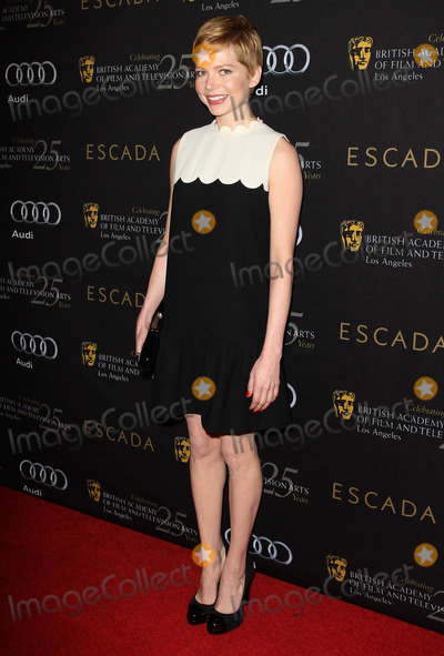 Michelle Williams, Four Seasons, The Four Seasons Photo - 14 January 2012 - Beverly Hills, California - Michelle Williams. 18th Annual BAFTA Los Angeles Awards Season Tea Party held at the Four Seasons Hotel. Photo Credit: Kevan Brooks/AdMedia