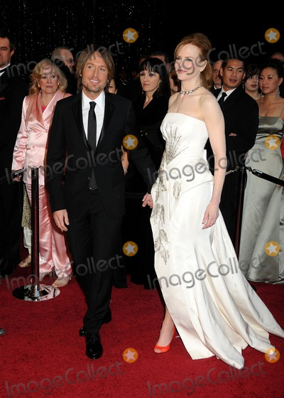 Keith Urban, Nicole Kidman Photo - 27 February 2011 - Hollywood, California - Keith Urban and Nicole Kidman. 83rd Annual Academy Awards - Arrivals held at the Kodak Theatre. Photo: Byron Purvis/AdMedia