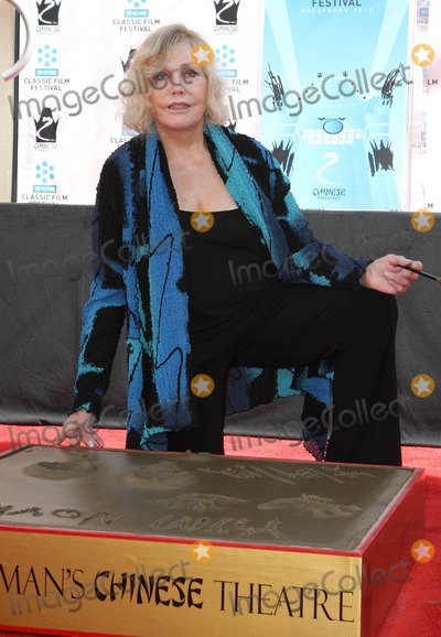 Kim Novak Photo - 14 April 2012 - Hollywood, California - Kim Novak. Kim Novak Immortalized With Hand And Footprint Ceremony As Part Of The 2012 TCM Classic Film Held at Grauman's Chinese Theatrel. Photo Credit: Kevan Brooks/AdMedia