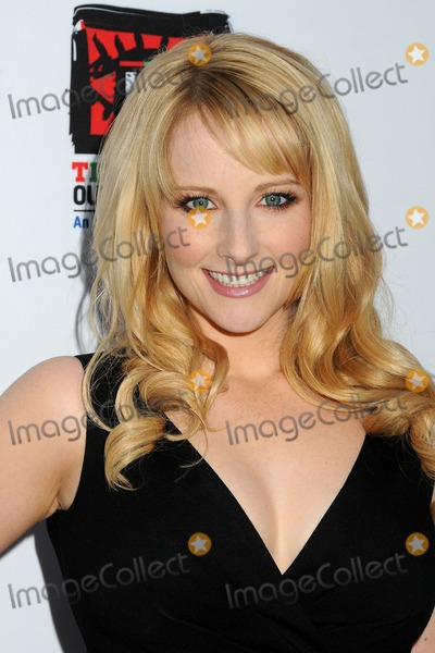 "Melissa Rauch Photo - 12 April 2012 - Beverly Hills, California - Melissa Rauch. ""Television: Out Of The Box"" Museum Exhibit created by Warner Bros. Television Group held at The Paley Center. Photo Credit: Byron Purvis/AdMedia"