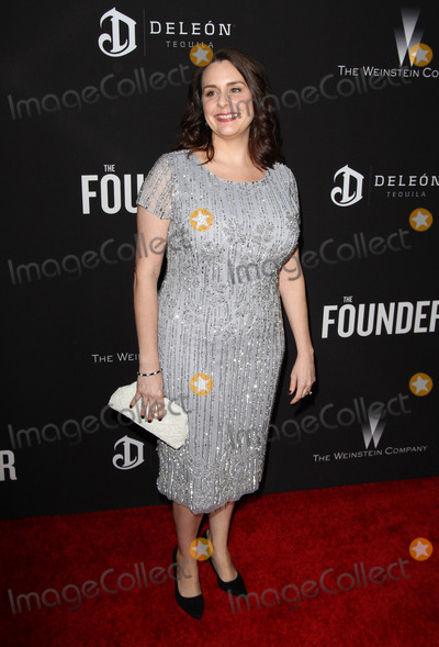 Kate Kneeland Photo - 11 January 2017 - Los Angeles, California - Kate Kneeland. The Founder Premiere held at the Cinerama Dome at the ArcLight Hollywood. Photo Credit: AdMedia