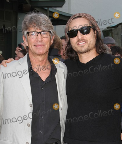 Eric Roberts, Keaton Simons, Mickey Rourke Photo - 31 October 2011 - Hollywood, California - Eric Roberts, Keaton Simons. Hand and Foot Print Ceremony honoring Mickey Rourke Held At The Grauman's Chinese Theater. Photo Credit: Kevan Brooks/AdMedia