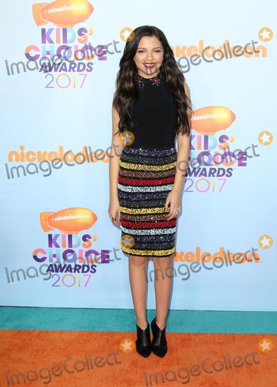 Cree Cicchino Photo - 11 March 2017 -  Los Angeles, California - Cree Cicchino. Nickelodeon's Kids' Choice Awards 2017 held at USC Galen Center. Photo Credit: Faye Sadou/AdMedia