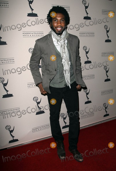 "Nyambi Nyambi Photo - 8 March 2012 - North Hollywood, California - Nyambi Nyambi. Academy Of Television Arts And Sciences Presents An Evening With ""Mike & Molly"" Held At The Leonard Goldenson Theatre. Photo Credit: Kevan Brooks/AdMedia"