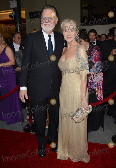 Helen Mirren, Taylor Hackford Photo - 28 January 2012 - Los Angeles, California - Taylor Hackford and Helen Mirren.  64th Annual Directors Guild Of America Awards  held at Hollywood and Highland. Photo Credit: Byron Purvis/AdMedia