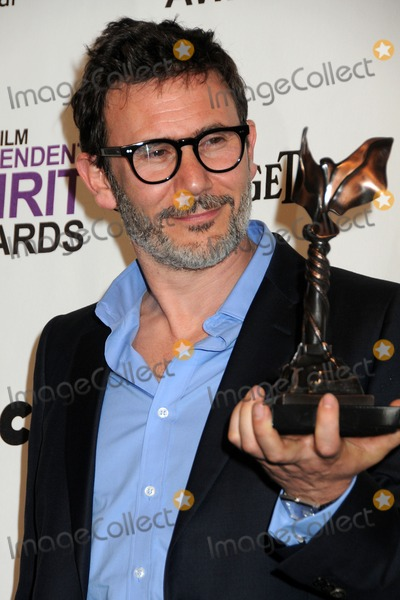 Michel Hazanavicius Photo - 25 February 2012 - Santa Monica, California - Michel Hazanavicius. 2012 Film Independent Spirit Awards - Press Room held at Santa Monica Beach. Photo Credit: Byron Purvis/AdMedia