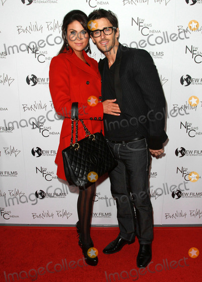 "Nadia Bjorlin, Brandon Beemer Photo - 12 January 2011 - Hollywood, CA - Nadia Bjorlin, Brandon Beemer. ""Burning Palms"" Los Angeles Premiere held At The Arclight Theatres. Photo: Kevan Brooks/AdMedia"