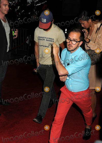 "Shia Labeouf, Shia La Beouf Photo - 26 August 2011 - Hollywood, California - Shia LaBeouf. (Belvedere)RED Brings ""THE BOX"" To LA Party held at Paul & Andre. Photo Credit: Byron Purvis/AdMedia"