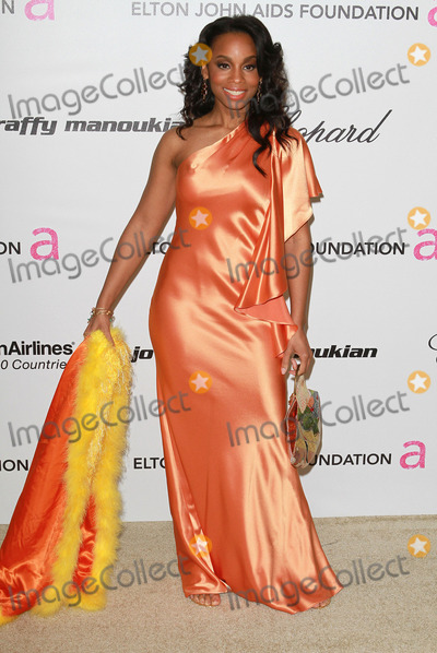 Anika Noni Rose, Elton John Photo - 27 February 2011 - West Hollywood, California - Anika Noni Rose. 19th Annual Elton John AIDS Foundation Academy Awards Viewing Party held at The Pacific Design Center. Photo Credit: Faye SadouAdMedia Photo: Faye Sadou/AdMedia