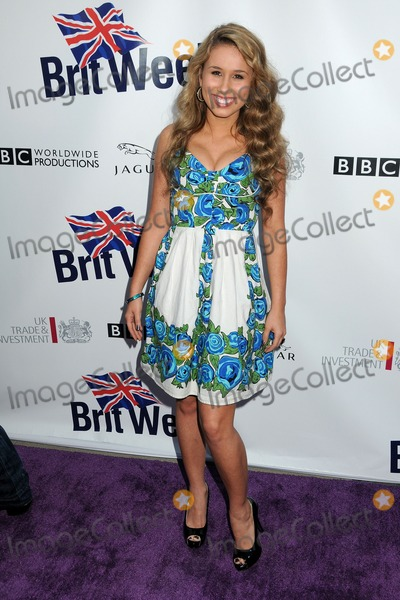 Haley Reinhart Photo - 26 April 2011 - Los Angeles, California - Haley Reinhart. 5th Annual BritWeek Launch Party held at the British Consul General's Home. Photo: Byron Purvis/AdMedia