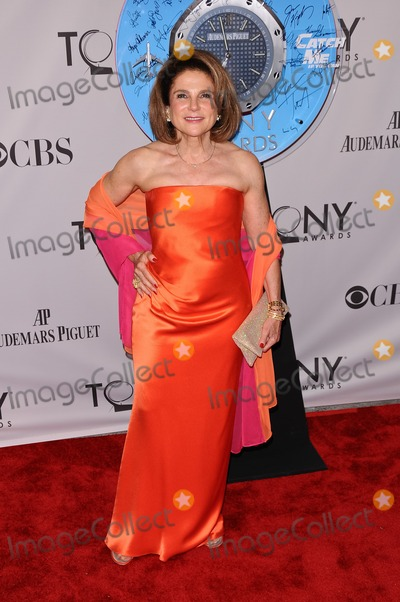 Tovah Feldshuh, Christopher Smith Photo - 12 June 2011 - New York City, NY - Tovah Feldshuh.  The 2011 Tony Awards held at The Beacon Theater. Photo Credit: Christopher Smith/AdMedia
