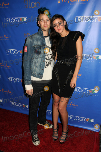 Bobby Alt, Caroline D'Amore Photo - 3 December 2010 - Hollywood, California - Bobby Alt and Caroline D'Amore. FRILOGY.com Kick-Off Extravaganza benefiting The Trevor Project. Photo: Byron Purvis/AdMedia