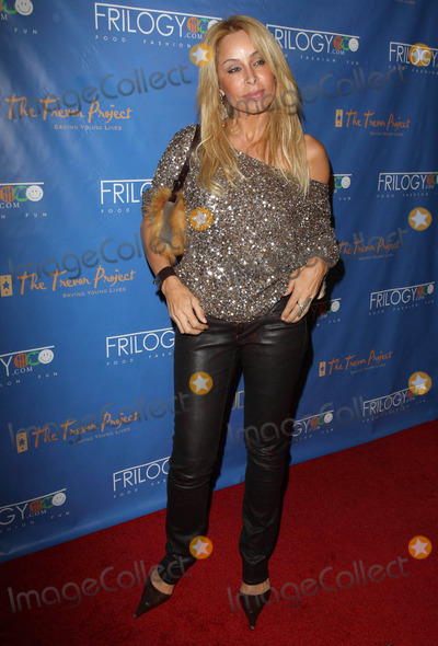 Faye Resnick Photo - 3 December 2010 - Hollywood, CA - Faye Resnick. Kick-Off Extravaganza celebrating the launch of FRILOGY.com held At My Studio. Photo: Kevan Brooks/AdMedia