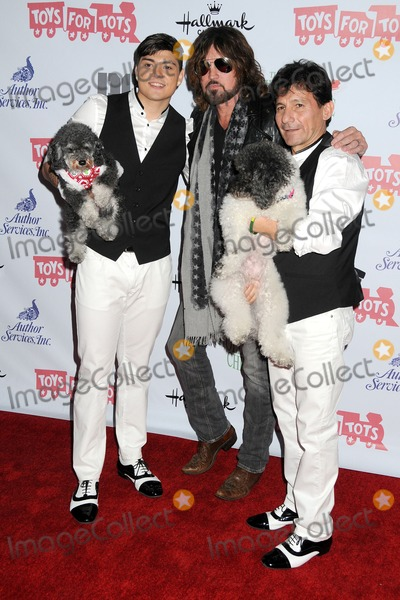 Billy Ray, Billy Ray Cyrus, Olate Dogs Photo - 1 December 2013 - Hollywood, California - Olate Dogs, Billy Ray Cyrus. 82nd Annual Hollywood Christmas Parade held on Hollywood Blvd. Photo Credit: Byron Purvis/AdMedia