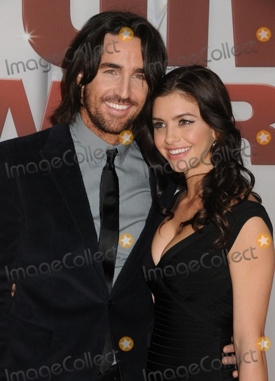 Jake Owen, CMA Award Photo - 09 November 2011 - Nashville, Tennessee - Jake Owen and Lacey Buchanan. The 45th Annual CMA Awards, Country Music's Biggest Night, held at Bridgestone Arena. Photo Credit: Byron Purvis/AdMedia