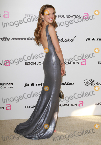 Petra Nemcova, Elton John Photo - 27 February 2011 - West Hollywood, California - Petra Nemcova. 19th Annual Elton John AIDS Foundation Academy Awards Viewing Party held at The Pacific Design Center. Photo Credit: Faye SadouAdMedia Photo: Faye Sadou/AdMedia