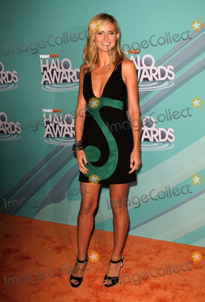 Heidi Klum Photo - 26 October 2011 - Hollywood, California - Heidi Klum. TeenNick HALO Awards Held At The Hollywood Palladium. Photo Credit: Kevan Brooks/AdMedia