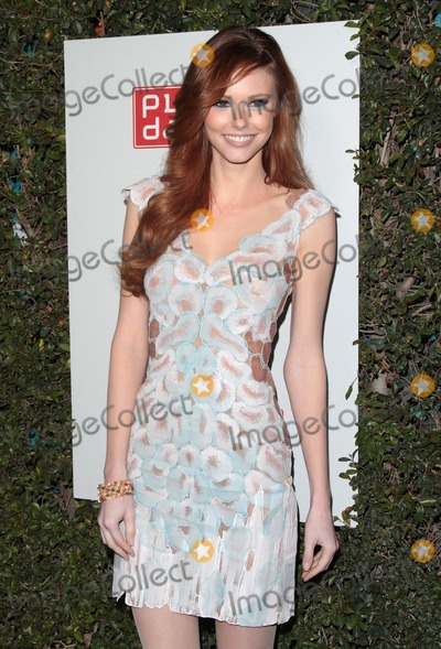 Alyssa Campanella Photo - 05 April 2012 - Los Angeles, California - Alyssa Campanella. The Grand Opening of Planet Dailies and Mixology 101 held at the Grove at the Farmers MArket. Photo Credit: James Orken/Starlitepics/AdMedia