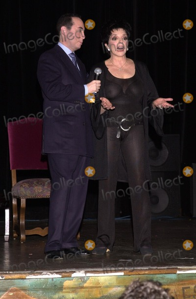 Liza Minnelli, David Gest Photo - David Guest and Liza Min