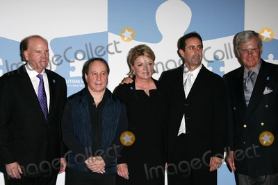 Bob Wright, Paul Simon, Suzanne Wright, Jerry Seinfeld, Tom Brokaw Photo - Bob Wright, Paul Simon, Suzanne Wright, Jerry Seinfeld, and Tom Brokaw