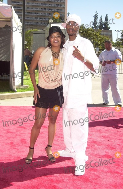 Train Photo - Chinky and Houston at the 9th Annual Soul Train Lady of Soul Awards Arrivals, Pasadena Civic Auditorium, Pasadena, CA 08-23-03