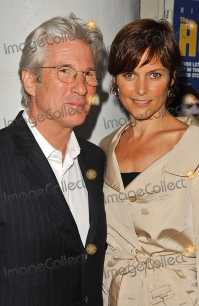 Carey Lowell, Richard Gere Photo - Richard Gere and Carey Lowell