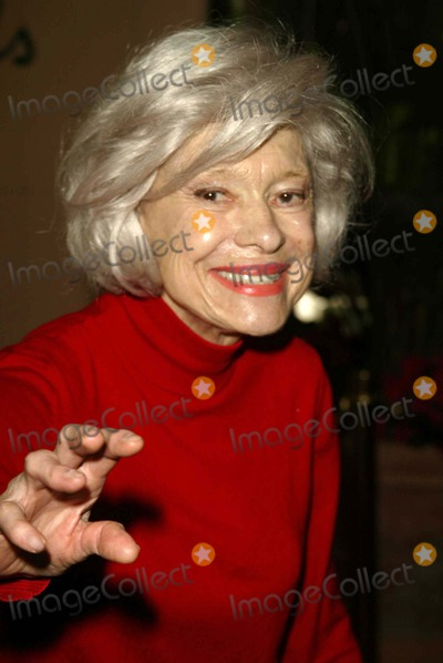 "Carol Channing Photo - Carol Channing at The 2nd Annual ""Tea At High Noon"" Luncheon and Fashion Show, Beverly Hills Hotel, Beverly Hills, CA 05-16-04"
